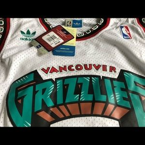 adidas Other - ADIDAS MIKE BIBBY GRIZZLIES JERSEY SIZE LARGE